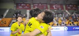 Koreanki wywaczyły brązowy medal!