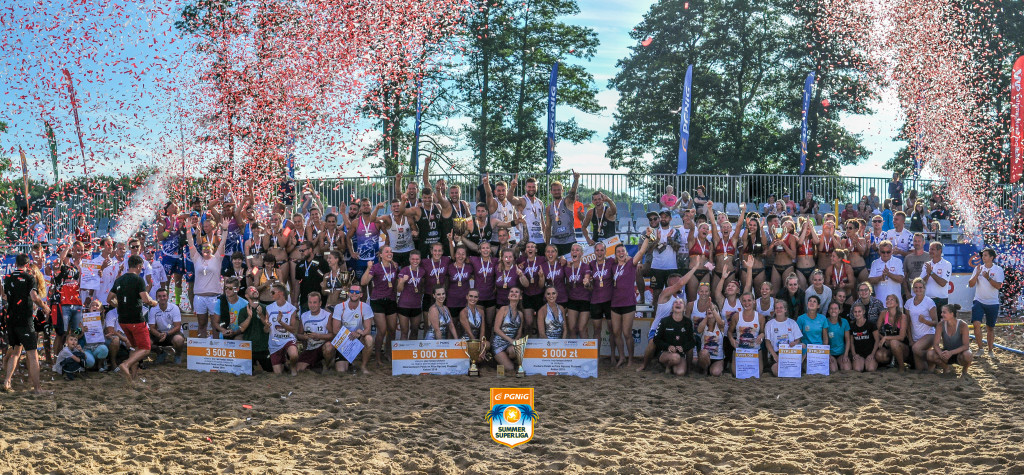 PGNiG Summer Superliga stare jablonki 2018-