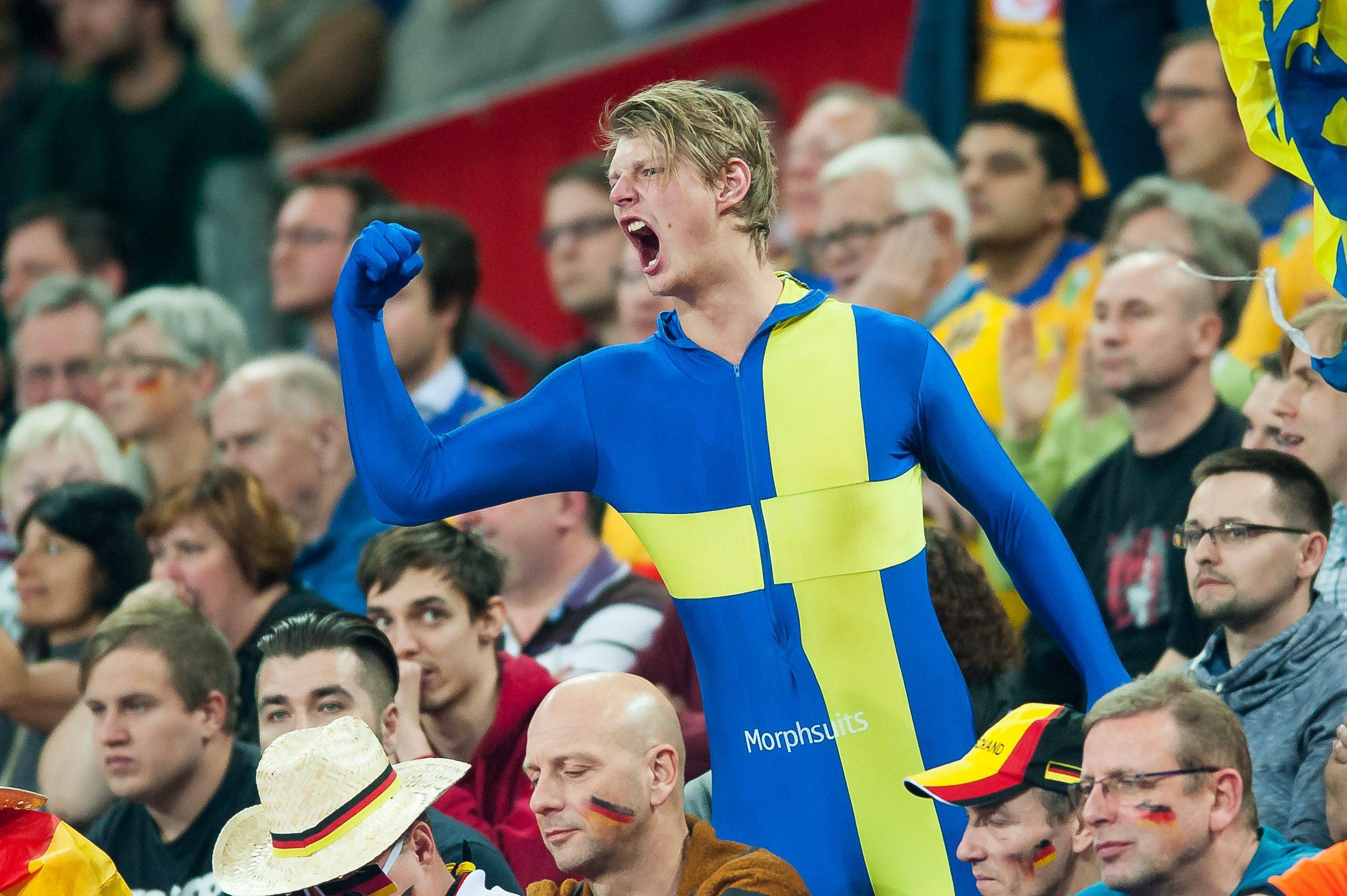 Szwecja na koniec grupowych zmagań Polaków