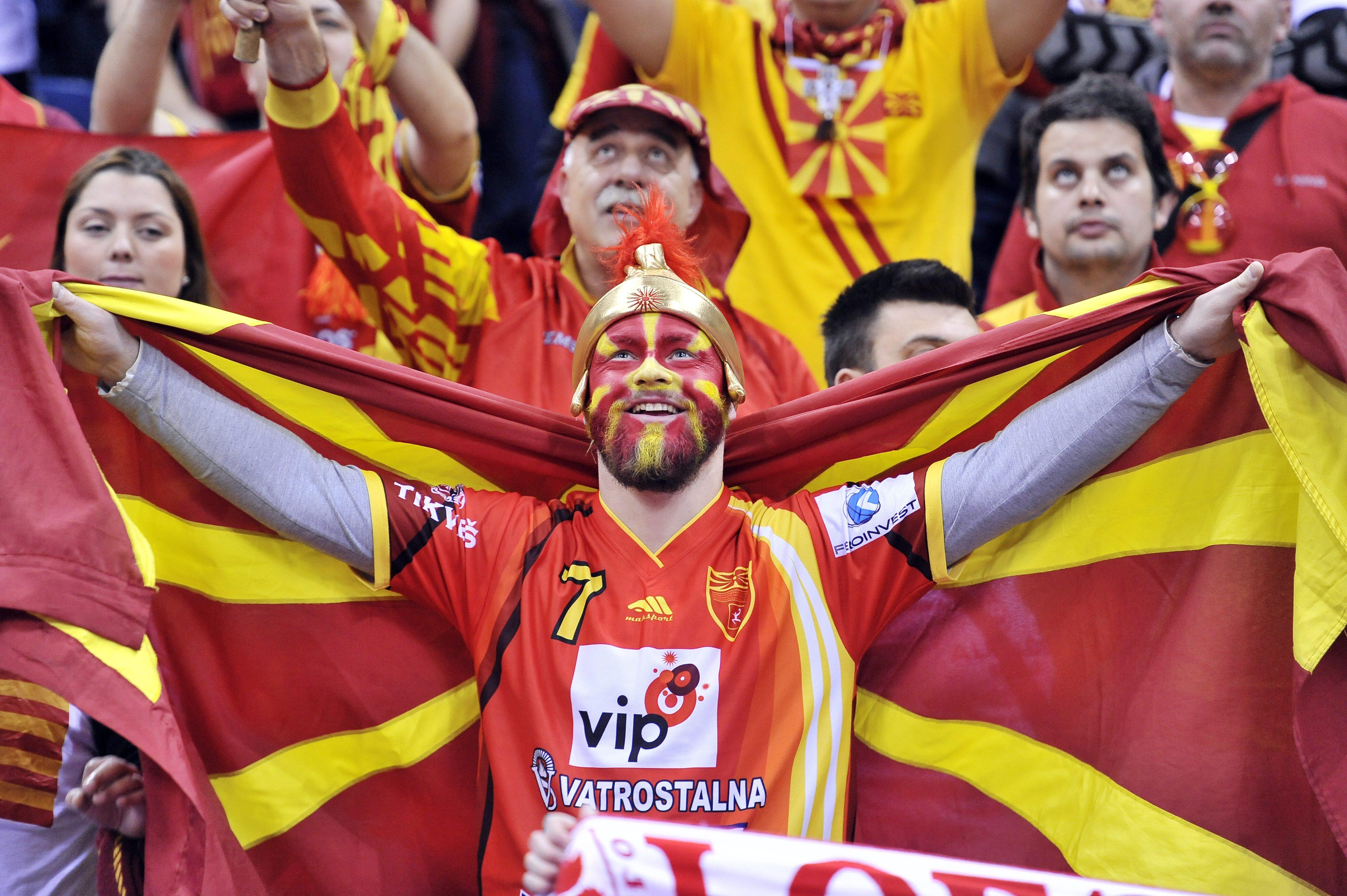 5006f522e 2016.01.19 Krakow Cracow Pilka reczna EHF Euro 2016 Mistrzostwa Europy w pilce  recznej mezczyzn ...