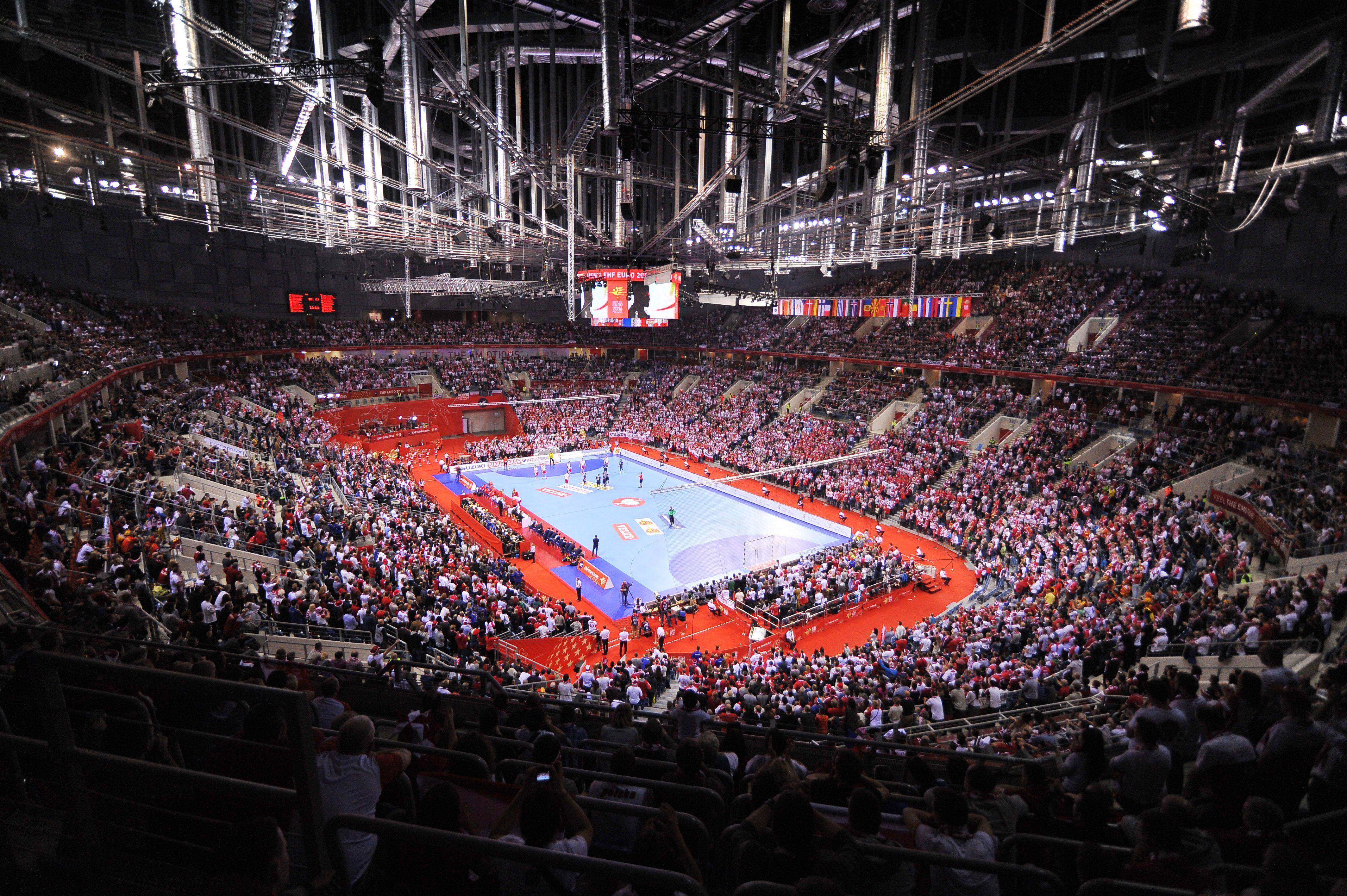 Byłeś na finale EHF EURO 2016? Oznacz się na gigapanoramie!