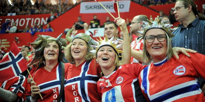 Norwegia brązowym medalistą EURO