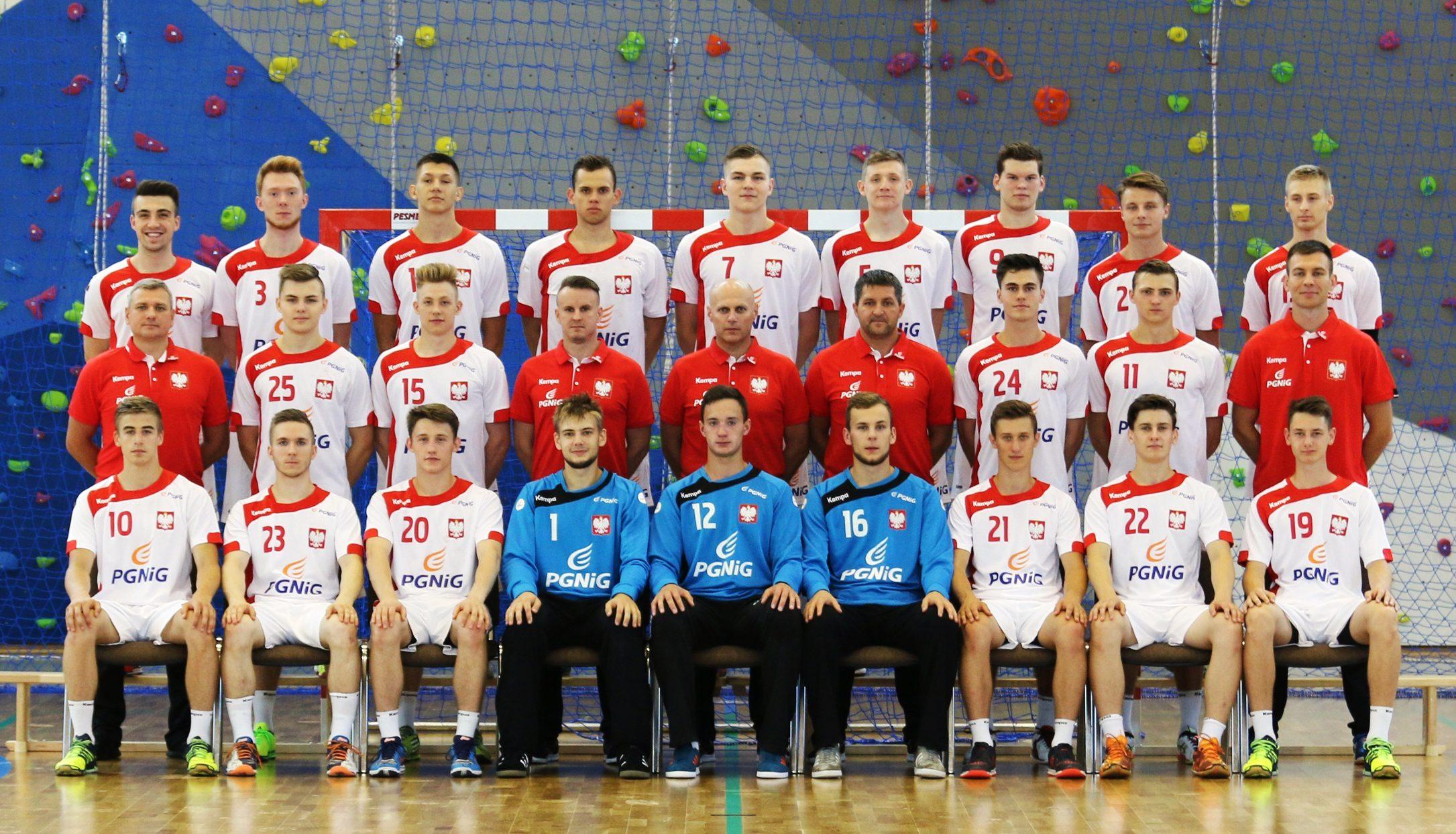 Polish M18 national team photo 2 - EC in Croatia 10-22.08.16