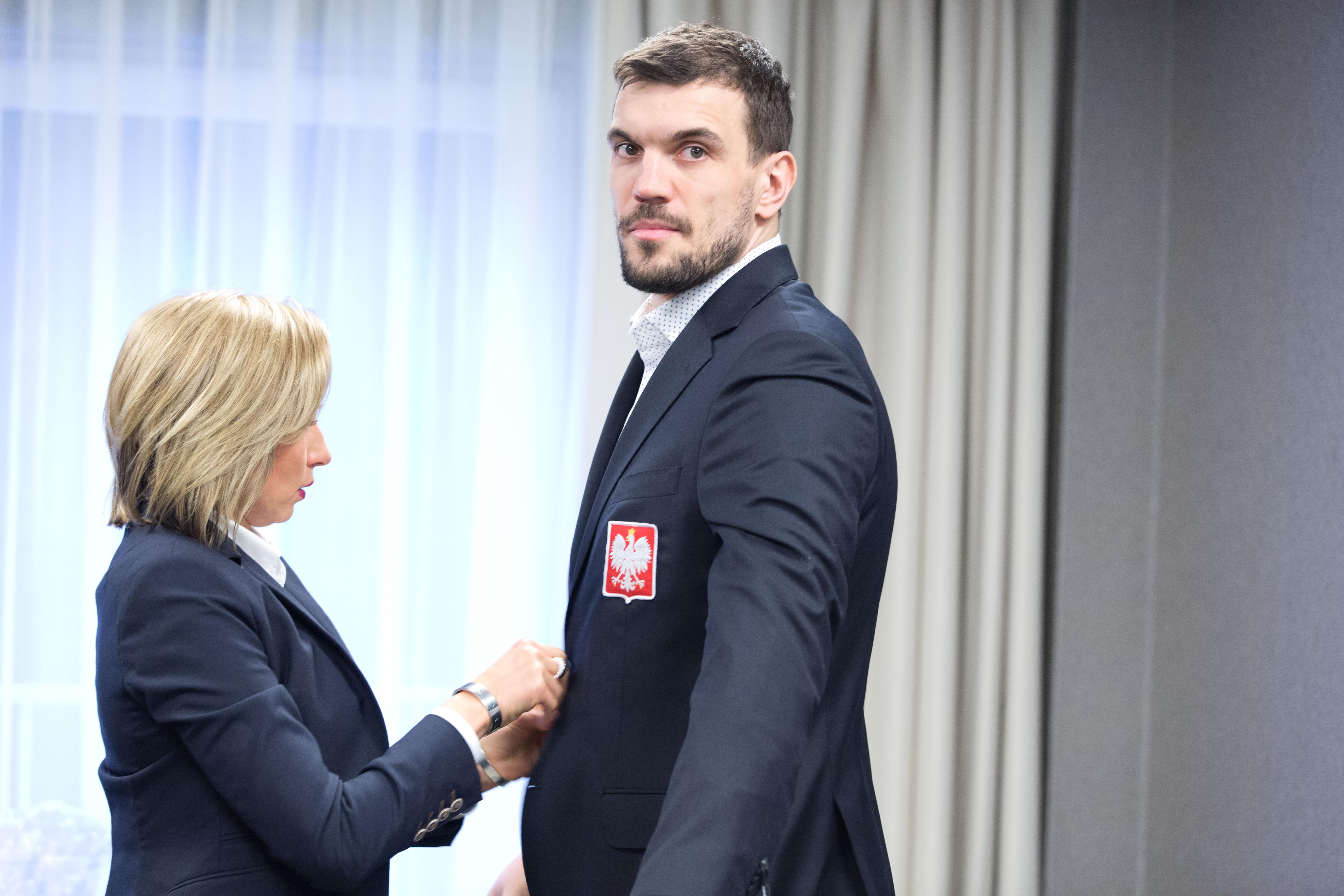 Reprezentacja Polski w garniturach Lancerto