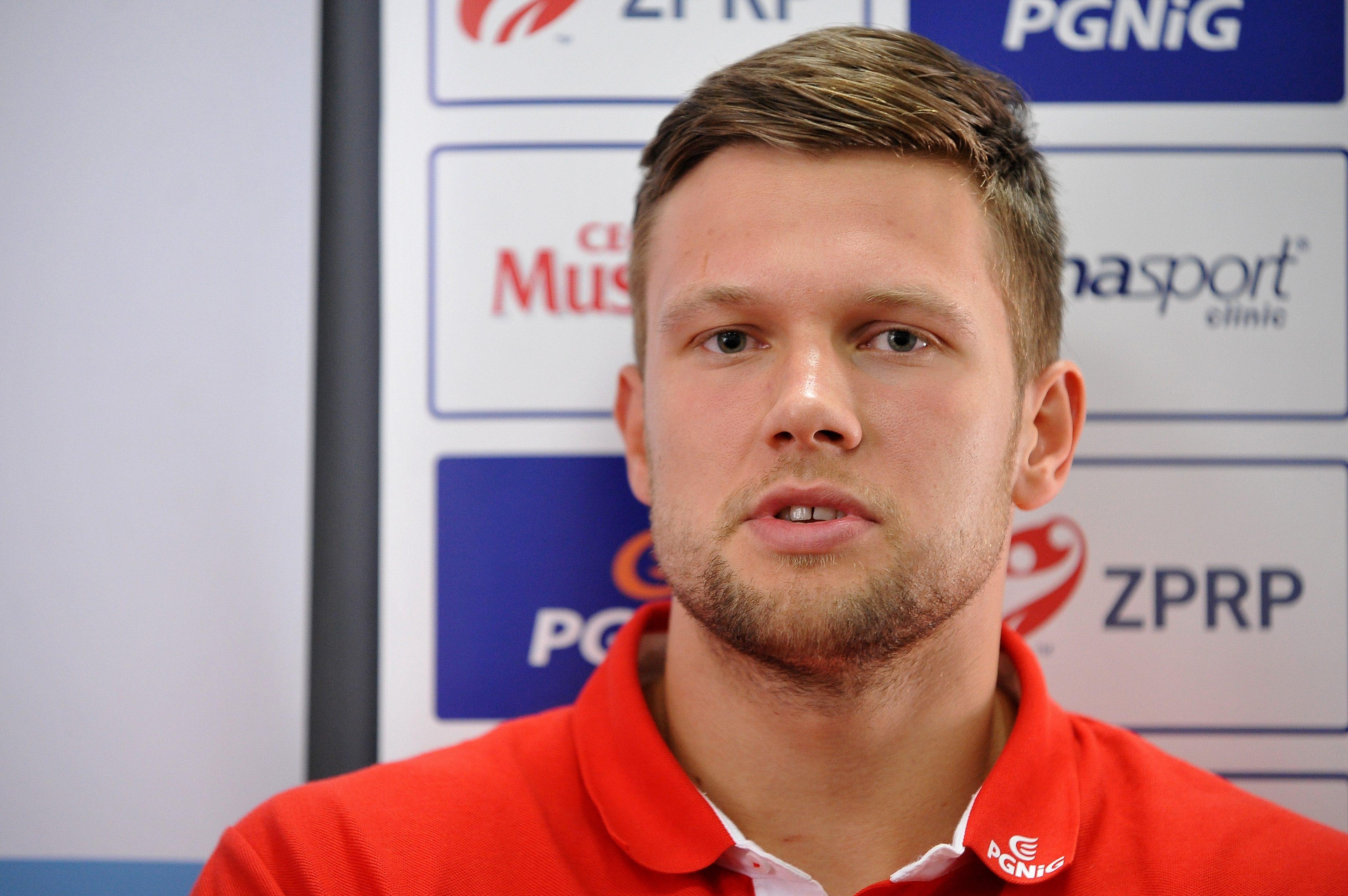 Konferencja prasowa przed meczem Polska - Holandia