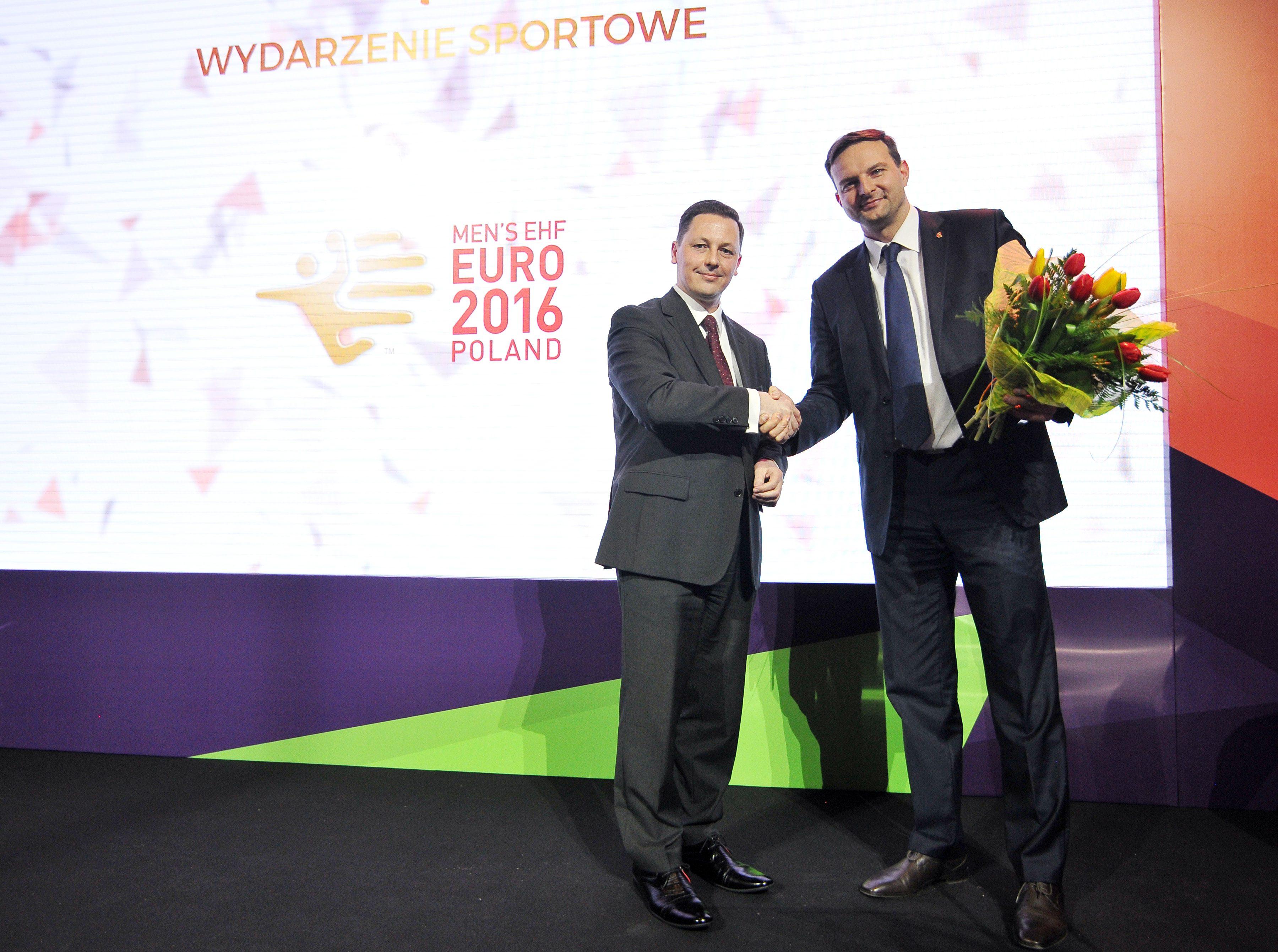 Nagrodę odebrał dyr. ZPRP ds. Relacji Zewnętrznych Damian Drobik