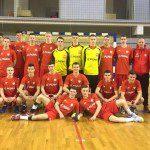 juniorzy (Obrusiewicz) Kielce (07.04.17) Fot. JagnaG