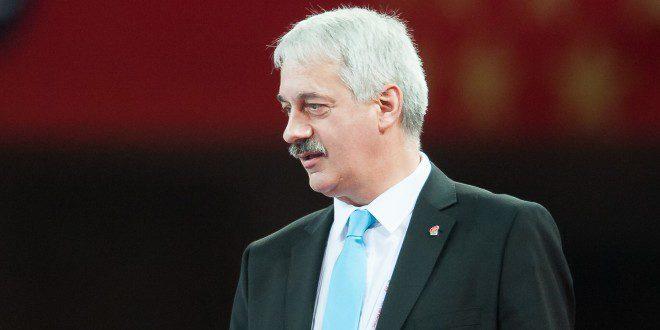 Mirosław Baum delegatem meczu Ligi Mistrzów