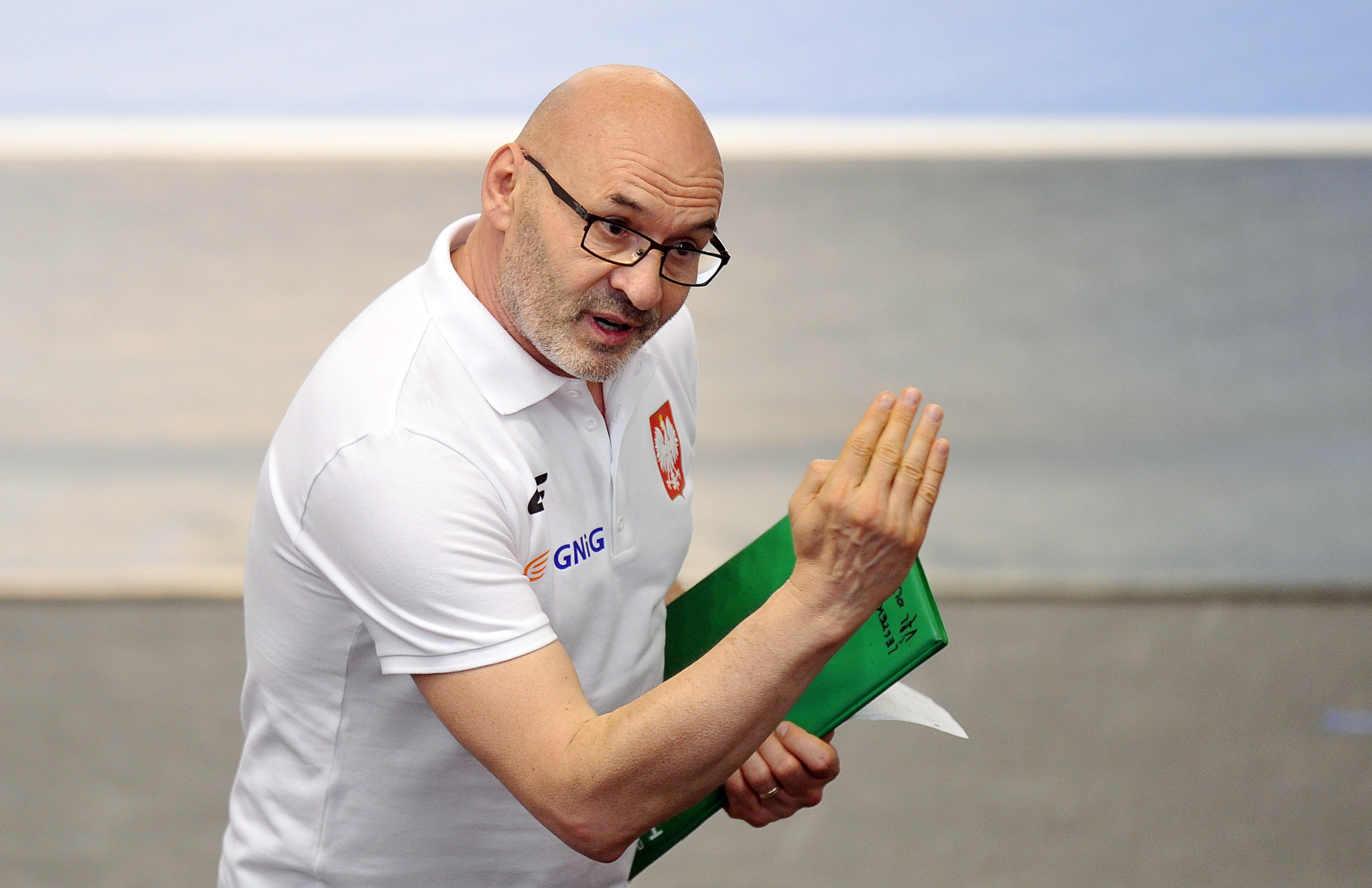 Handball Trening reprezentacji kobiet