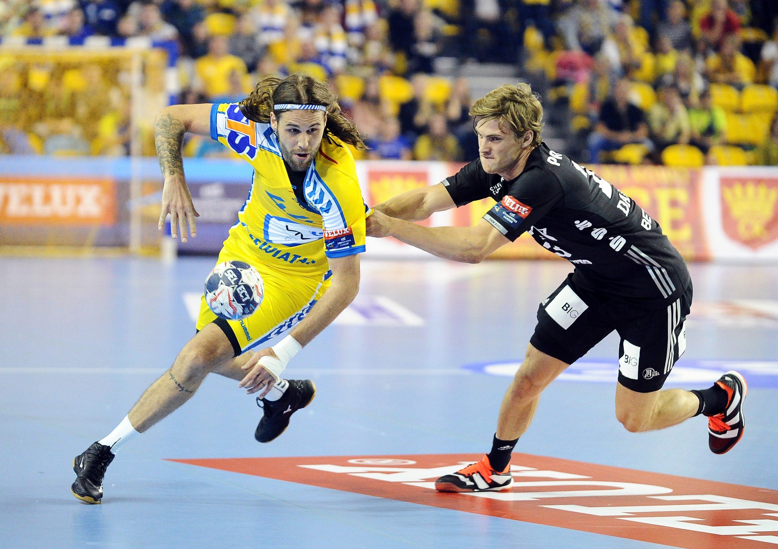 PGE Vive Kielce - THW Kiel