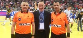 Nominacje EHF dla czterech polskich par i delegata