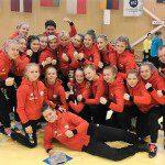 juniorki młodsze (Suchy) Wilno (10.2017)