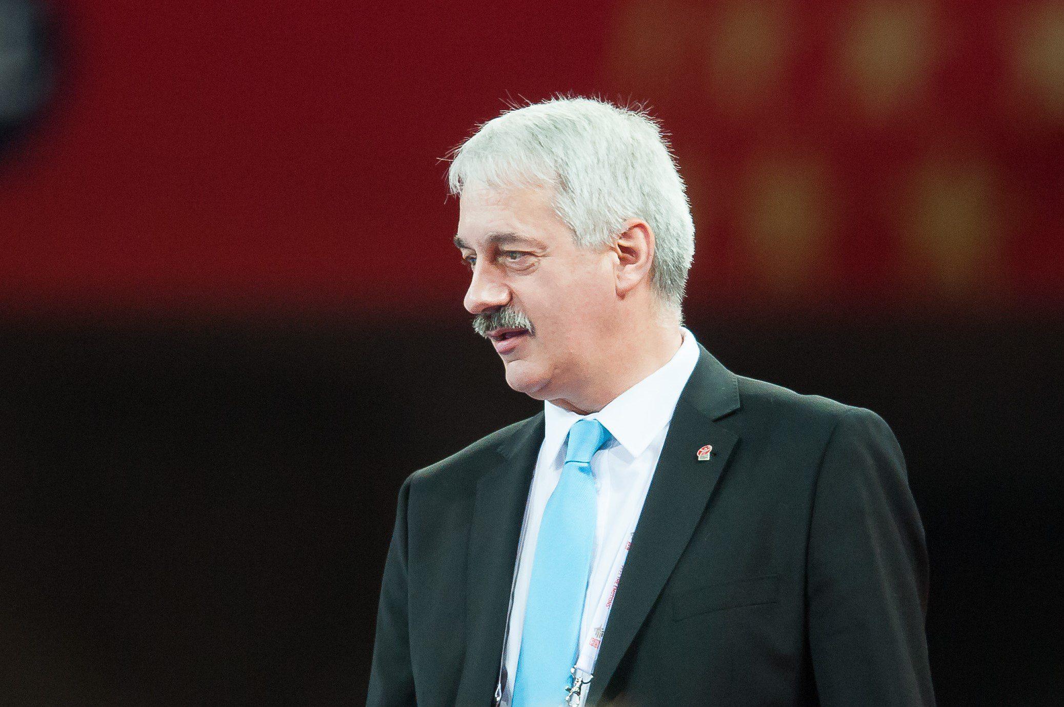 Mirosław Baum delegatem w meczu Ligi Mistrzów