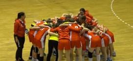 Juniorki młodsze pokonały Słowaczki