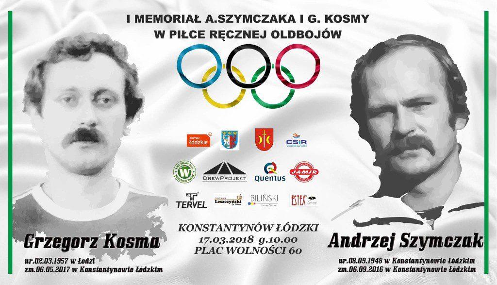 Memoriał plakat