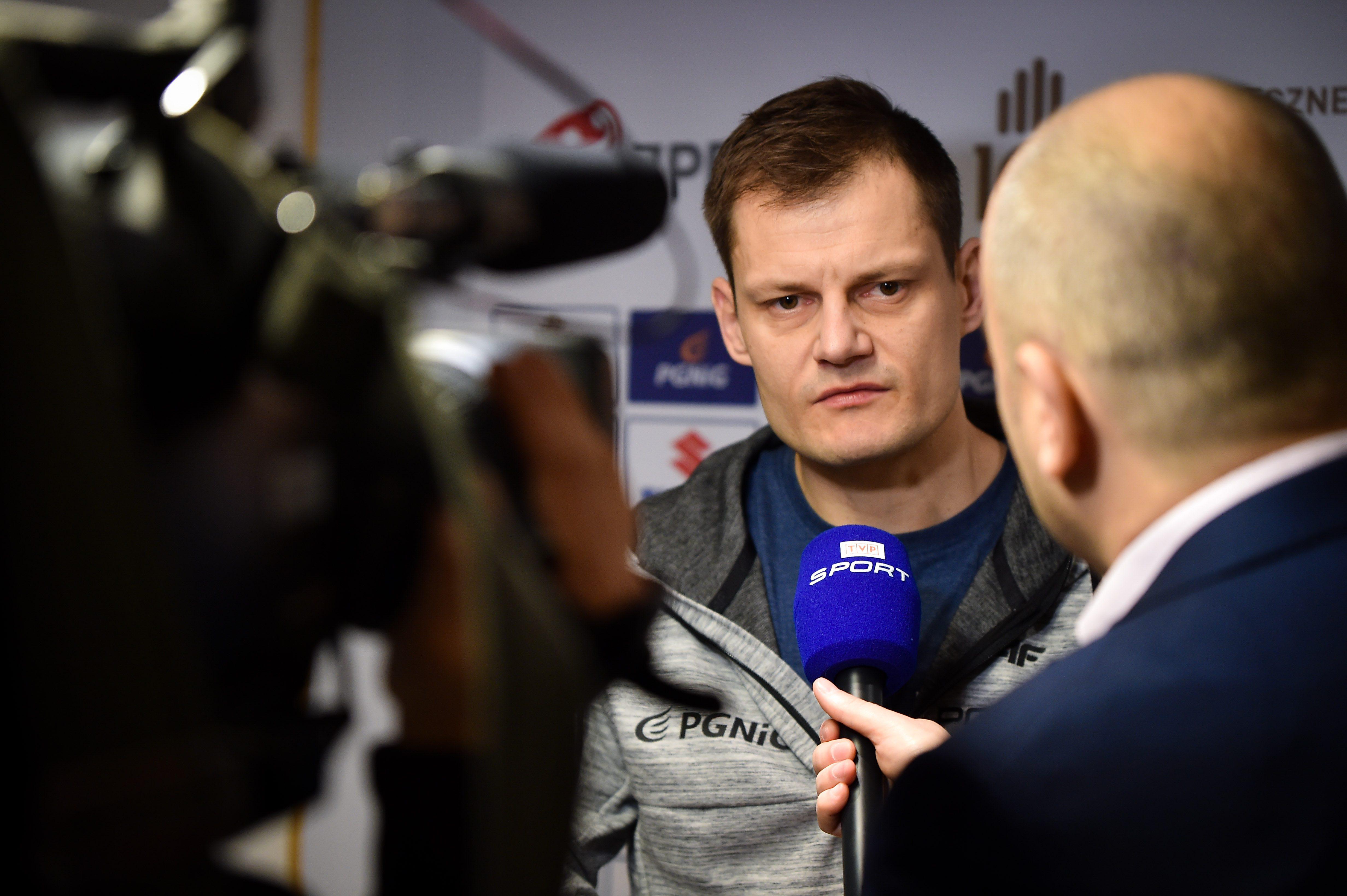 Briefing prasowy reprezentacji Polski