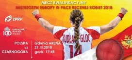 Lista akredytacyjna na mecz Polska-Czarnogóra