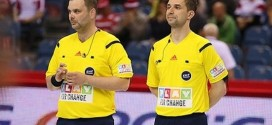Leszczyński-Piechota w kw. EHF EURO