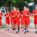 26.07.2018 Warszawa Pilka reczna Zgrupowanie Reprezentacji Polski U18 Foto Adam Starszynski / PressFocus