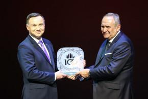 Gala 100-lecia piłki ręcznej w Polsce / Warszawa / 26.10.2018