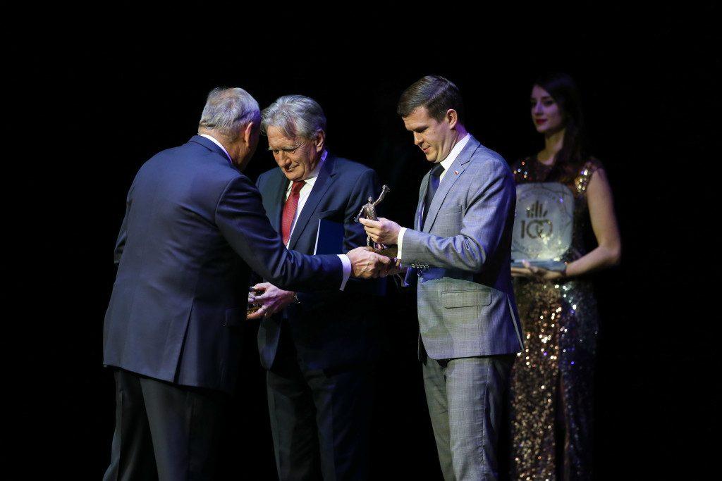 Gala 100-lecia Zwiazku Pilki Recznej w Polsce