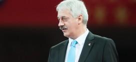 Mirosław Baum delegatem podczas meczu Ligi Mistrzów