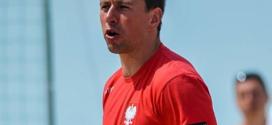 Jarosław Knopik trenerem kadry narodowej seniorów w piłce ręcznej plażowej