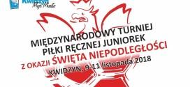 Turniej juniorek w Kwidzynie