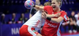 Polska-Dania / Nantes / ME Francja 2018 / 02.12.2018
