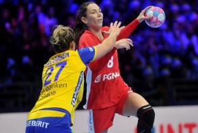 Szwecja-Polska / Nantes / ME Francja 2018 / 04.12.2018