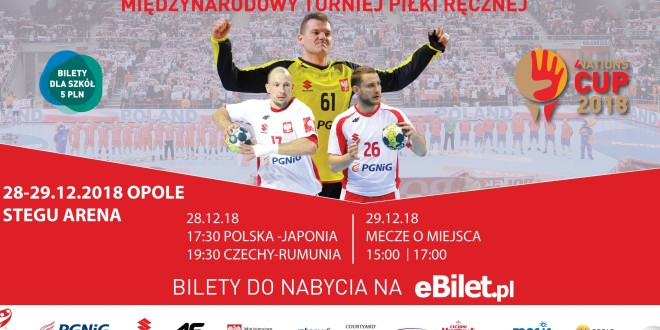 Procedura akredytacyjna na 4 Nations Cup w Opolu