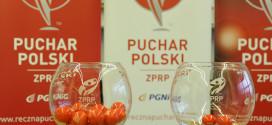Losowanie par 1/8 finału PGNiG Pucharu Polski mężczyzn