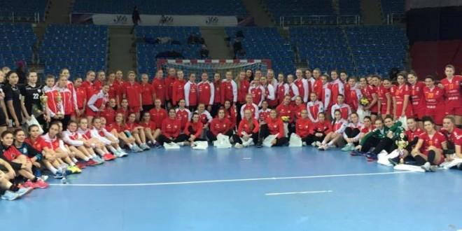 4. i 5. miejsce polskich juniorek w Astrachaniu