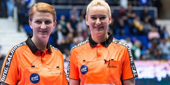 Brehmer-Skowronek poprowadzą mecz Ligi Mistrzów kobiet