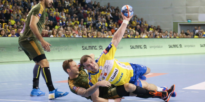 W Kielcach mecz walki, punkty dla Montpellier