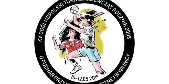 Turnieju Dziewcząt o Puchar Przyjaciół Piłki Ręcznej w Winnicy
