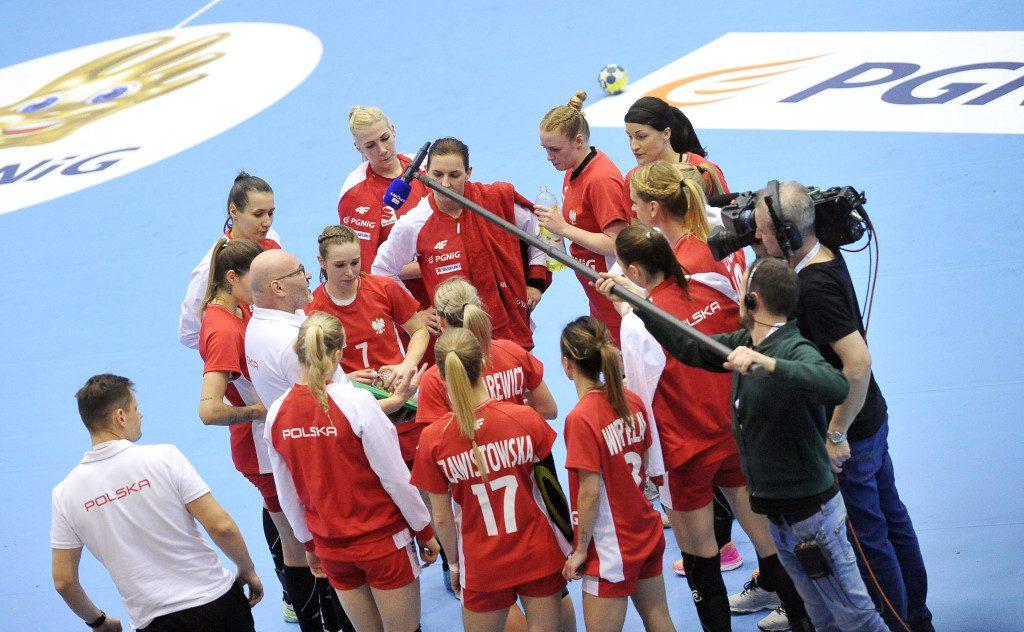 2019.03.22 Gdansk Pilka reczna Baltic Handball Cup 2019 Polska - Islandia N/z Leszek Krowicki czas Foto Norbert Barczyk / PressFocus