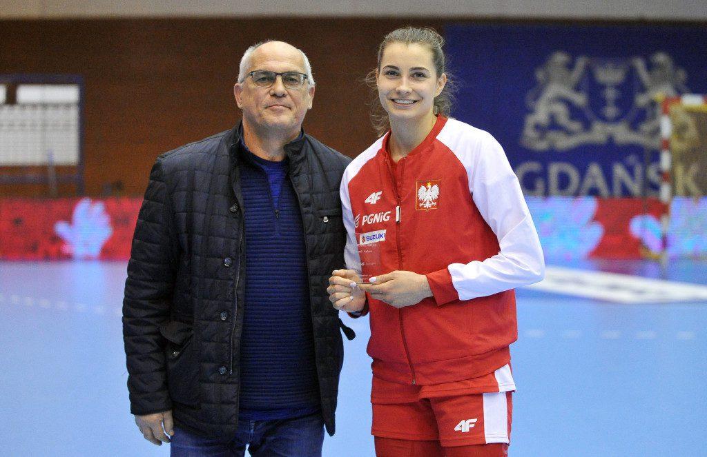 2019.03.22 Gdansk Pilka reczna Baltic Handball Cup 2019 Polska - Islandia N/z  Foto Norbert Barczyk / PressFocus