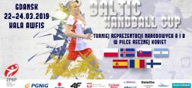 Lista akredytacyjna na Baltic Handball Cup