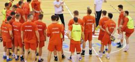 Kadrowicze rozpoczęli przygotowania do meczów z Niemcami