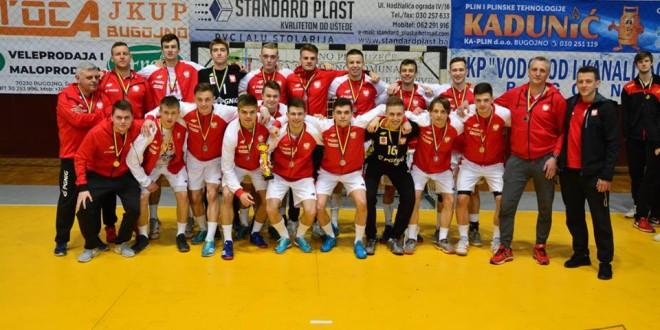 W Bośni juniorzy finiszowali na 2. miejscu