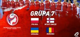 Biało-Czerwone poznały rywalki w kw. EHF EURO 2020
