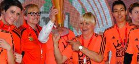 Kulisy finału PGNiG Pucharu Polski kobiet (video)