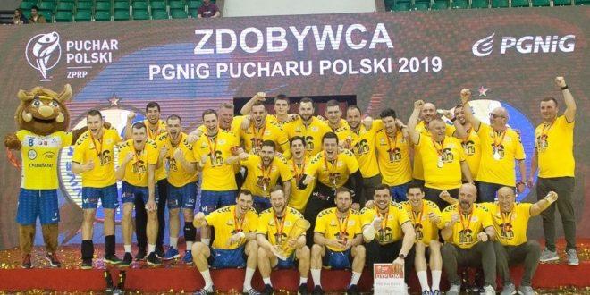 Finał PGNiG Pucharu Polski mężczyzn (video)