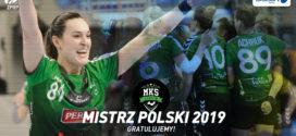 PGNiG Superliga: MKS Perła Lublin mistrzem Polski!