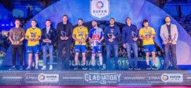 Gladiatory 2019 rozdane!