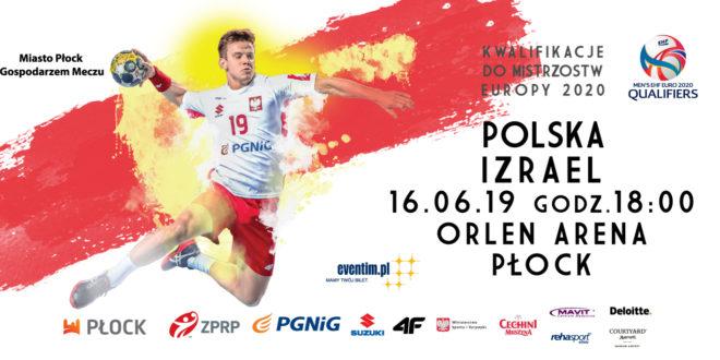 Lista akredytacyjna na mecz Polska – Izrael