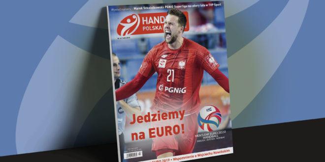 Nowy numer magazynu Handball Polska | nr 140
