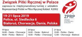 Turniej juniorek w Policach – transmisje internetowe