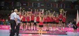 Biało-czerwone na najniższym stopniu podium ME dywizji B